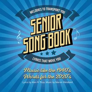 Senior Song Book CD ( Hard Copy – Free Shipping )